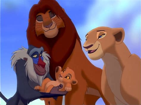 film the lion king 2 simba nala the lion king 2 simba s pride photo