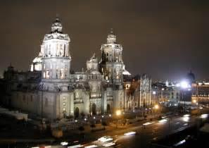 To Mexico City All The World Mexico City