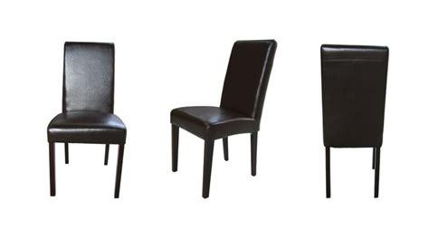 chaises leclerc chaise en cuir 126 events destockage grossiste