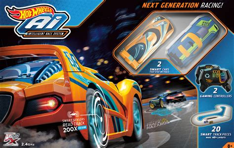 Hotwheels Wheels wheels ai rc racing comes with driving aid