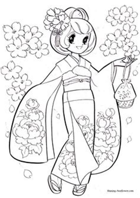 Anime Coloring Books For Sale