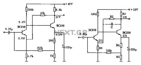 resistor circuit purpose gt other circuits gt general purpose lifier circuit diagram l59880 next gr