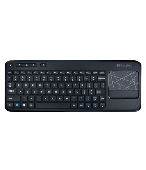 Keyboard Logitech K400r Logitech K400r Wireless Keyboard Buy Logitech K400r