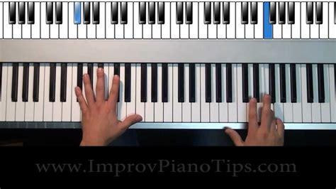 tutorial youtube piano how to play alicia keys de novo adagio piano lesson