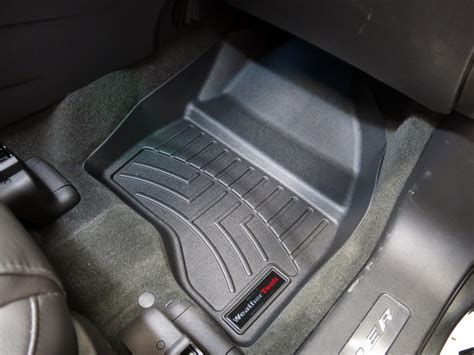 floor mats for 2012 ford explorer weathertech wt443591