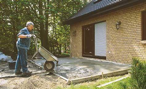 polierter betonboden selber machen fundamente fundamente selbst de