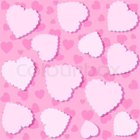 white heart pattern seamless white heart pattern stock photo colourbox