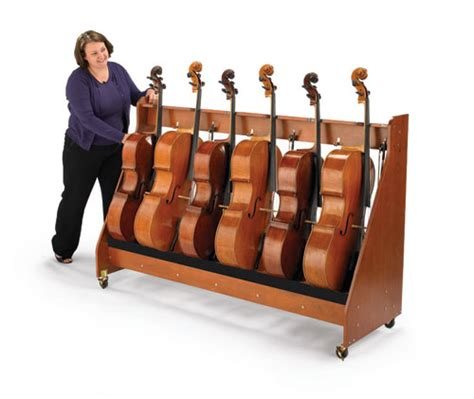 Cello Rack by Cello Rack Wenger Corporation