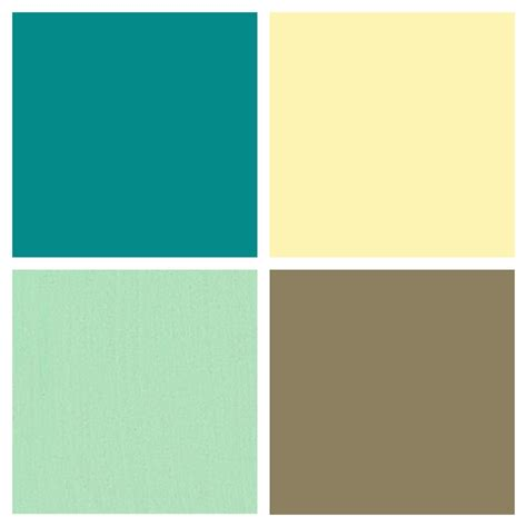 kitchen color palette kitchen color palette butter country yellow mint