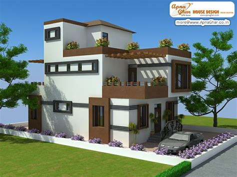 3 floor house 5 bedroom modern triplex 3 floor house design area