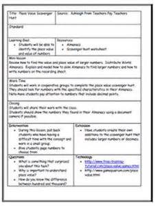 Itip Lesson Plan Template by 1000 Images About Lesson Plans On Lesson