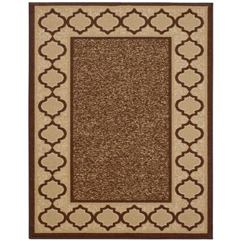 Area Rug Designs by Diagona Designs Brown Area Rug Reviews Wayfair