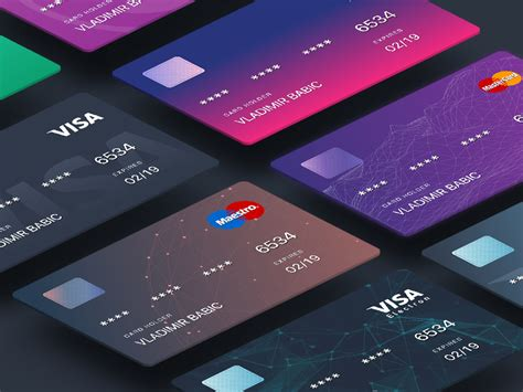smart card design template 19 credit card designs free premium templates