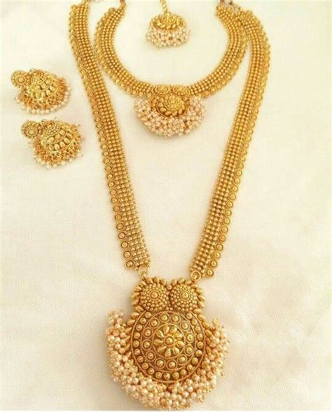 20 south indian gold jewellery designs to look drop dead