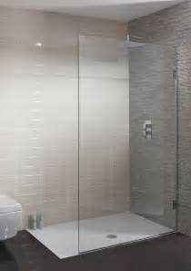 single panel glass shower door ten 10mm single fixed panel in frameless simpsons