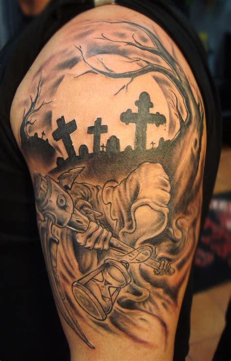 tattoo grim reaper 1887tattoos tattoos for