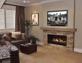 Tv Over Fireplace Ideas 17 best ideas about tv above mantle on pinterest corner