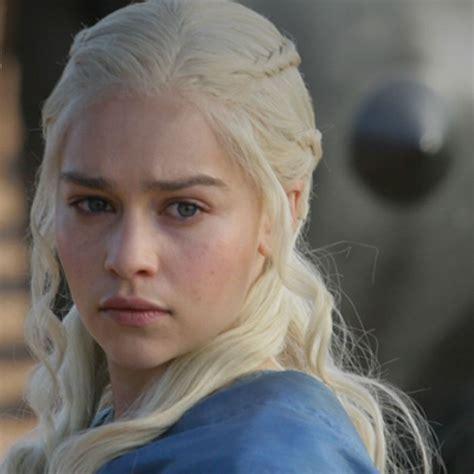 khaleesi bathtub scene game of thrones sexiest characters shape magazine
