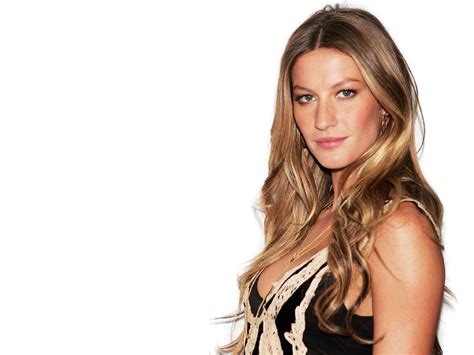 Is Gisele Bundchen by In The World