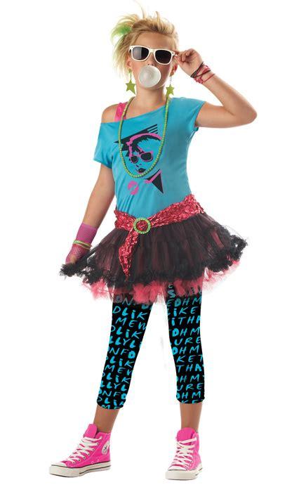 valley girl tween costume purecostumescom