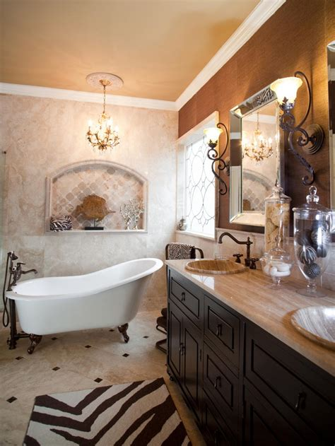 bathroom ideas with clawfoot tub 10 designer bathrooms fit for royalty diy