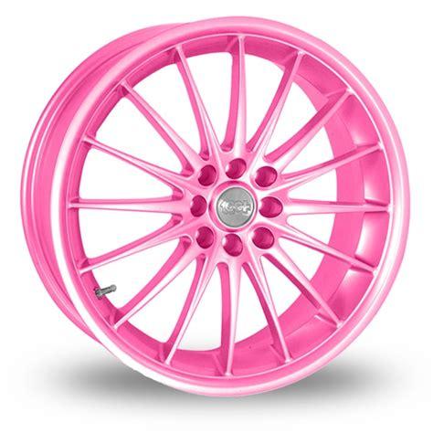 Pink Wheel by Team Dynamics Jet Pink 17 Quot Alloy Wheels Wheelbase