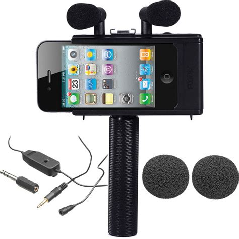 fostex iphone  ipod touch  interviewing kit bh