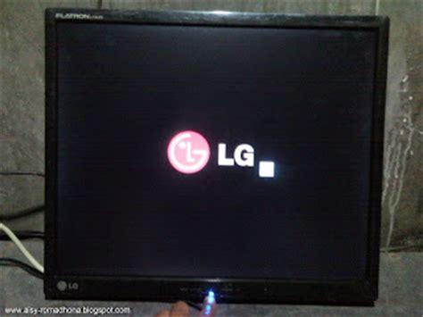 Monitor Lg Flatron W1953s koleksi kerusakan monitor lcd led lg duniakujaya
