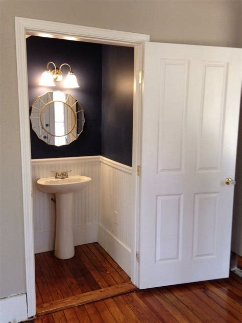 small blue bathroom ideas 25 best ideas about tiny powder rooms on