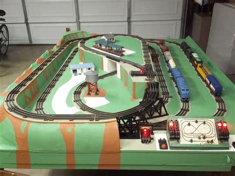 pinterest train layout lionel train layouts lionel o gauge train layout 3