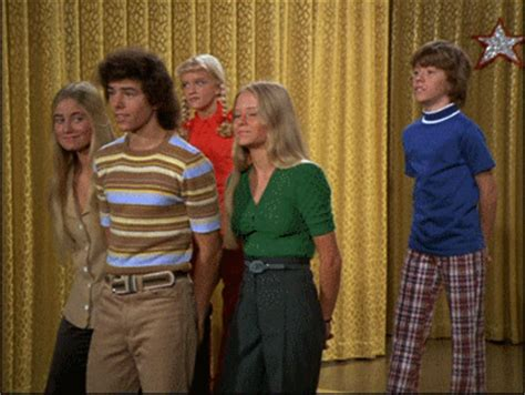 Plumb And Christopher by The Brady Bunch Stating The Obvious