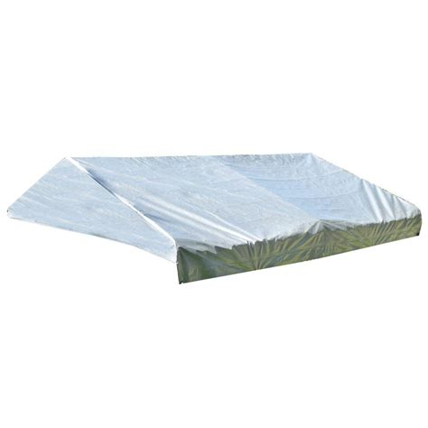lucky weatherguard 10 ft x 10 ft kennel cover cl