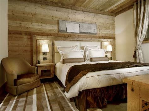 cabin themed bedroom 25 cozy and welcoming chalet bedrooms ideas
