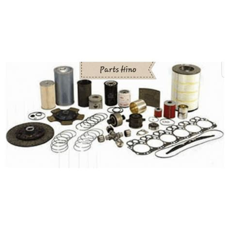 Sparepart Hino distributor spare parts alat berat dump truck cahaya multi parts