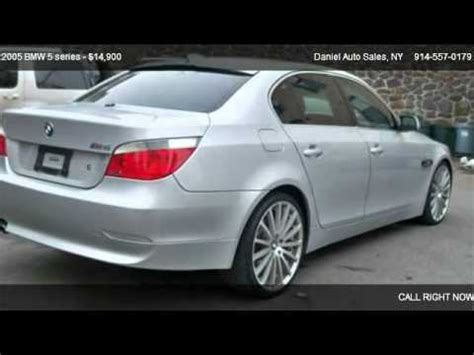 2005 bmw 5 series 530i for sale in yonkers ny 10710