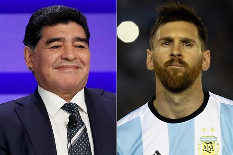 maradona and messi in a local malayalam film poster maradona gives unbelievable reason why he did not attend