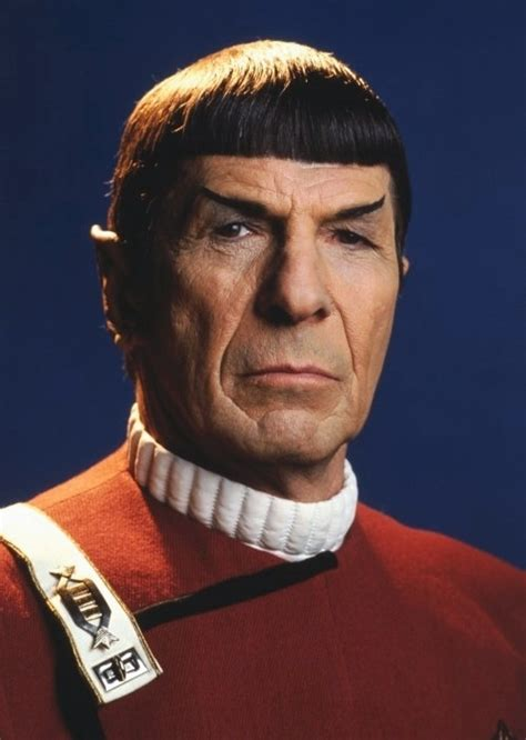 Spock Search Dr Spock Quotes Quotesgram
