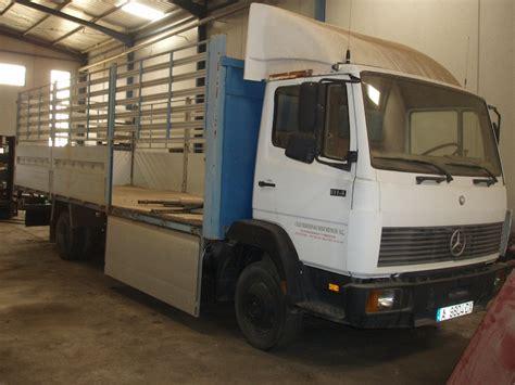 mercedes 814 open back truck for sale autos nigeria