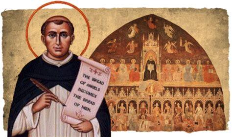 biografia santo tomas de aquino fundaci 243 n educacional secst