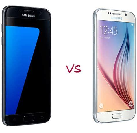 Samsung Y 7 Comparativa Samsung Galaxy S7 Vs Samsung Galaxy S6