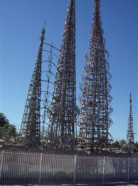 watts towers los angeles aktuelle 2017 lohnt es sich