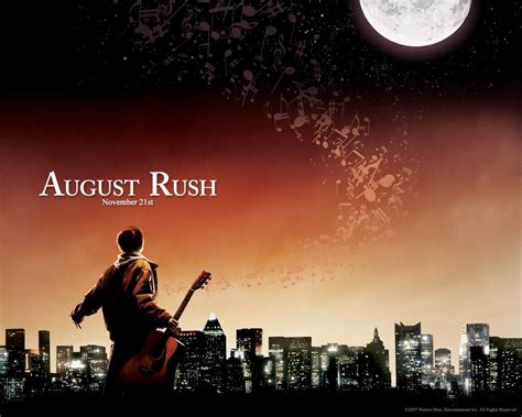 Film August Rush Adalah | film review august rush dolor hic tibi proderit olim