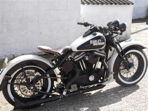 Harley Davidson Style Guide by Customs Jones Customs Cycles