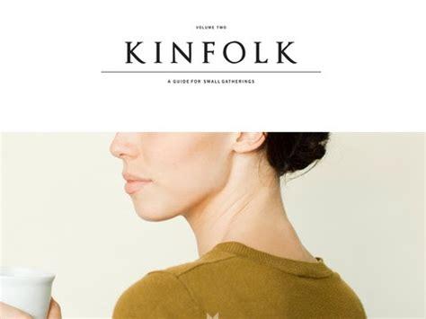 chateau À gogo: kinfolk magazine a guide for small