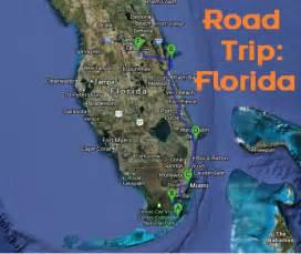florida road trip itinerary for famililes trekaroo