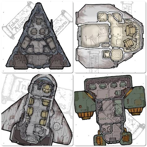spaceship floor plan tiles and craft a collection of other ideas to try
