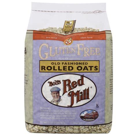 Bob S Mill Gluten Free Steel Cut Oats bob s mill gluten free fashioned rolled oats 32 oz 907 g iherb