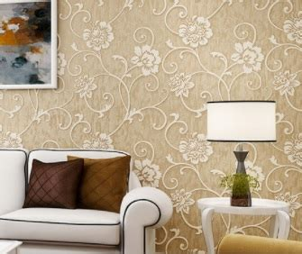 tips memilih wallpaper dinding  ruang tamu  tepat rumahliacom