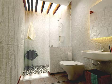 desain kamar mandi nuansa bali jasa interior desain kamar mandi desain interior image