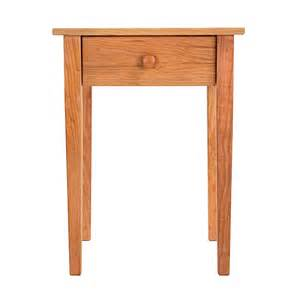 Table Sets For Sale Vermont Shaker Bedside Table Vermont Woods Studios Furniture